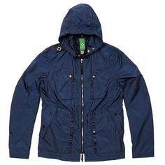 MA.Strum FD-3 Bomber Jacket (Navy) Nike Jacket, Bomber Jacket, Parka, Hooded Jacket, Raincoat, Jackets, Outfits, Navy, Outdoor