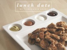 lunch date with Uncommon Goods // Giveaway