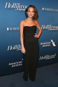 Alicia Vikander   The Hollywood Reporter's Nominees Night, February 2016.