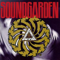 Let´s take rock n´roll seriously. Soundgarden´s Badmotorfinger. Classic!