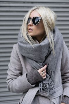 Grey Outfit Inspiration