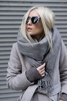 Helle Grautöne sind die perfekte Basisfarbe für den hellen Farbtypen - vielseitig oder auch miteinander kombinierbar! Kerstin Tomancok / Image Consultant