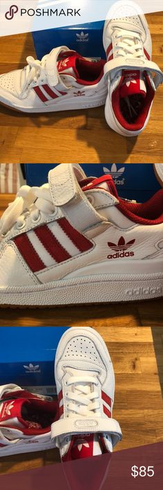 the latest 54c6c 44dec BRAND NEW VINTAGE ADIDAS FORUM LO SHOES Adidas throwing it back with some  vintage style FORUM