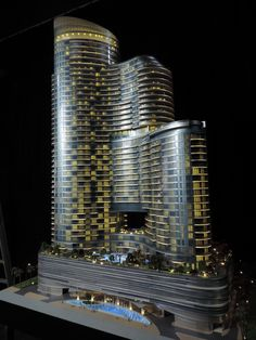 1000 Images About Tower Models On Pinterest Architectural Models Cityscap