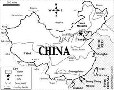 Ancient china map activity pinterest ancient china geography worksheets on ancient china gumiabroncs Gallery