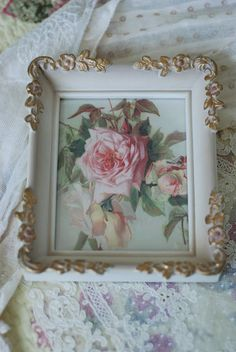 Jennelise: The Pink Rose Lady  Shabby Chic Romantic Cottage <3