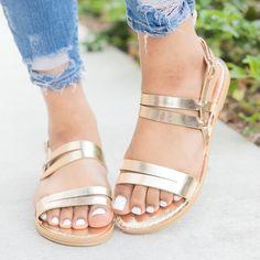 163072959b8cc9 Spring Soft Color Slingback Sandals