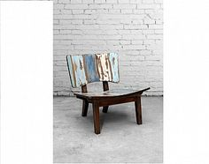 Cozy Wooden Chair | Cozy Boat Wood Chair