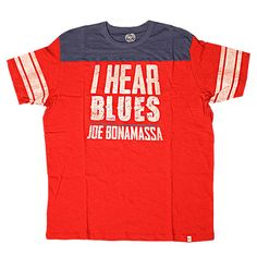 JB '47 Brand I Hear Blues Title Run Tee