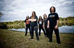 New-Metal-Media der Blog: Ankündigung der Konzerte von Cannibal Corpse #news #tour