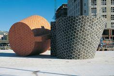 Propuestas cerámicas para la reactivación del espacio público « Talleres de Arte