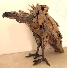 Vulture by Tony Fredricksson