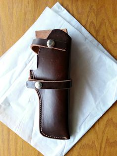 Hunter Model 1060-F1 Brown Leather Holster for Colt New ...