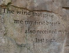 """reminds me of the Delta Spirit song, Vivian (""""last breath I drew, blew into the wind, and into nothing at all"""") Cemetery Headstones, Old Cemeteries, Graveyards, Cemetery Art, Cemetery Monuments, Cemetery Angels, La Danse Macabre, After Life, Six Feet Under"""