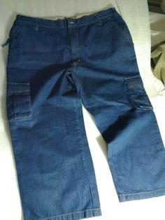Womens or Mens cinch waist carpenter jeans size 44 ( 44x25) NWOT #COMFORTSYSTEM #Carpenter