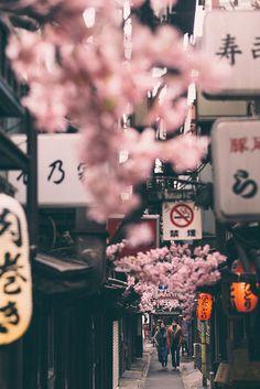 Yakatori Alley by Nikk La on 500px