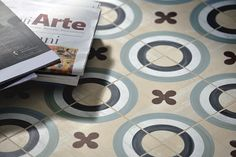 pavimenti ceramica Cementine  fioranese 1