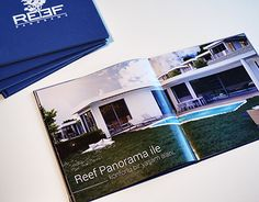 "Check out new work on my @Behance portfolio: ""Reef Panorama /// Catalogue"" http://on.be.net/1Mbf2fH"