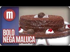 Mulheres - Bolo nega maluca (04/04/16) - YouTube