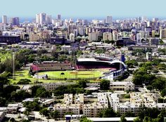Santo Domingo .......hermosa vista