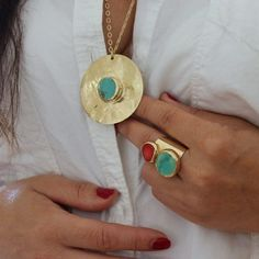 - Turquoise Jewelry Statement Turquoise Ring December Birthstone Gemstone Ring Boho Chic Ring Co - Gemstone Jewelry, Jewelry Rings, Fine Jewelry, Gold Jewelry, Jewellery, Turquoise Rings, Turquoise Gemstone, Turquoise Necklace, Diy Schmuck