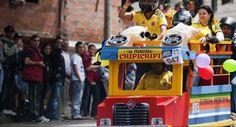 Sea parte del Festival anual de coches en Colombia. Visite nuestra página y sea parte de nuestra conversación: http://www.namnewsnetwork.org/v3/spanish/index.php
