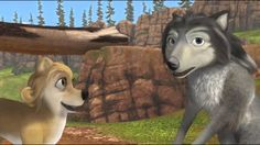 Alpha and Omega 3: The Great Wolf Games (MOVIE CLIP) (+playlist)