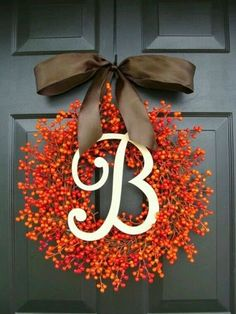 DesignWorks: Fall Decor