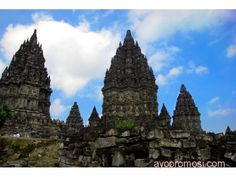 Candi Prambanan #ayopromosi #gratis http://www.ayopromosi.com/