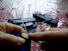 ▶ restoring Passap strippers - YouTube