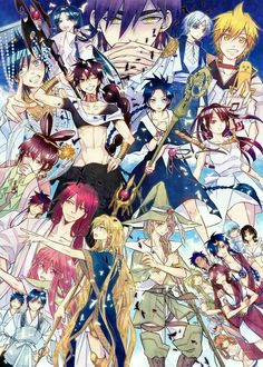 Magi is epic