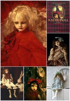 Amano Katan's Dolls