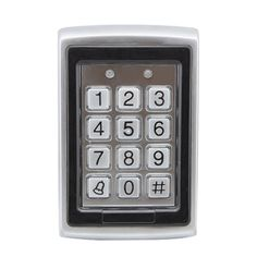 Wholesale Metal RFID Reader Entry Code Keypad RFID Door Access Control In Stock FREE SHIPPING
