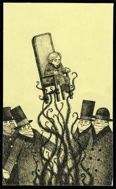 John Kenn Mortensen artwork