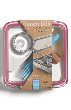 black+blum 'Box Appetit' Lunch Box available at #Nordstrom