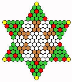Bright_Christmas_Trees by Rainbow_Creationz on Kandi Patterns