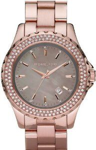 Michael Kors Watches Madison (Rose Gold): Watches: Amazon.com