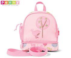 Penny Scallan Kids' Junior Backpack w/ Rein - Chirpy Bird