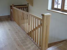 Oak Straight Stairs Square Stop Chamfer Oak Stairs Oak Stop on Amazing Stairs Ideas 3955 Staircase Spindles, Tiled Staircase, Oak Stairs, Staircase Makeover, Floating Staircase, Wooden Staircases, Banisters, Stair Railing, Staircase Design