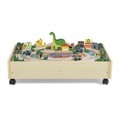 Plum® has a range of feature rich wooden role play toys, each made to inspire imaginative role play. Choose from wooden play kitchens, action packed activity tables or traditional wooden dolls houses. Dinosaur Play, Dinosaur Train, Wooden Play Kitchen, Car Activities, Train Table, Play Table, Wooden Playhouse, Wooden Dollhouse, Imaginative Play