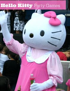 Hello Kitty Party Games for Kids