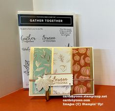 Gather Together- Season of Thanks