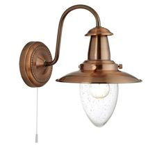 5331-1CO Fisherman Wall Light