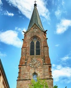 The existence of a Lorenzkirche (Laurentiuskirche) can be proven for the first time in 1275 in a tax list of the bishopric of Constance.  #  #  #urbanphotography #schwarzwald #church #500px #aug3 #religion #explorer #adventuretime #adventures #wanderlust #traveling #travelgram #travelingram #mytravelgram #instatraveling #traveler #igtravel #tourism #trip #travelphoto #landscapephotography #instagood #deutschland #bestoftheday #iphoneography #photooftheday #münster #color #streetphotography…