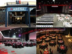 SAX Arena Conference Venue in Irene situated in Pretoria. Johannesburg City, Next Conference, Pretoria, Irene, Table Decorations, Posts, Blog, Messages, Blogging