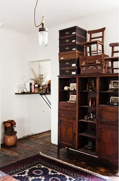 Home Interior from a Newcastle Apartment