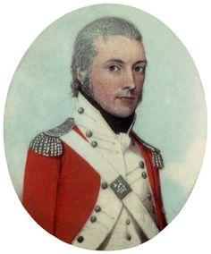 Watkin Tench - captain of the marines 1788 australia first fleet sydney - Google Search