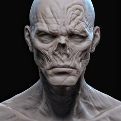 TDM character #zbrush