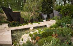 The winning Telegraph garden