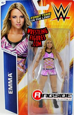 Emma - WWE Series 49 | Ringside Collectibles